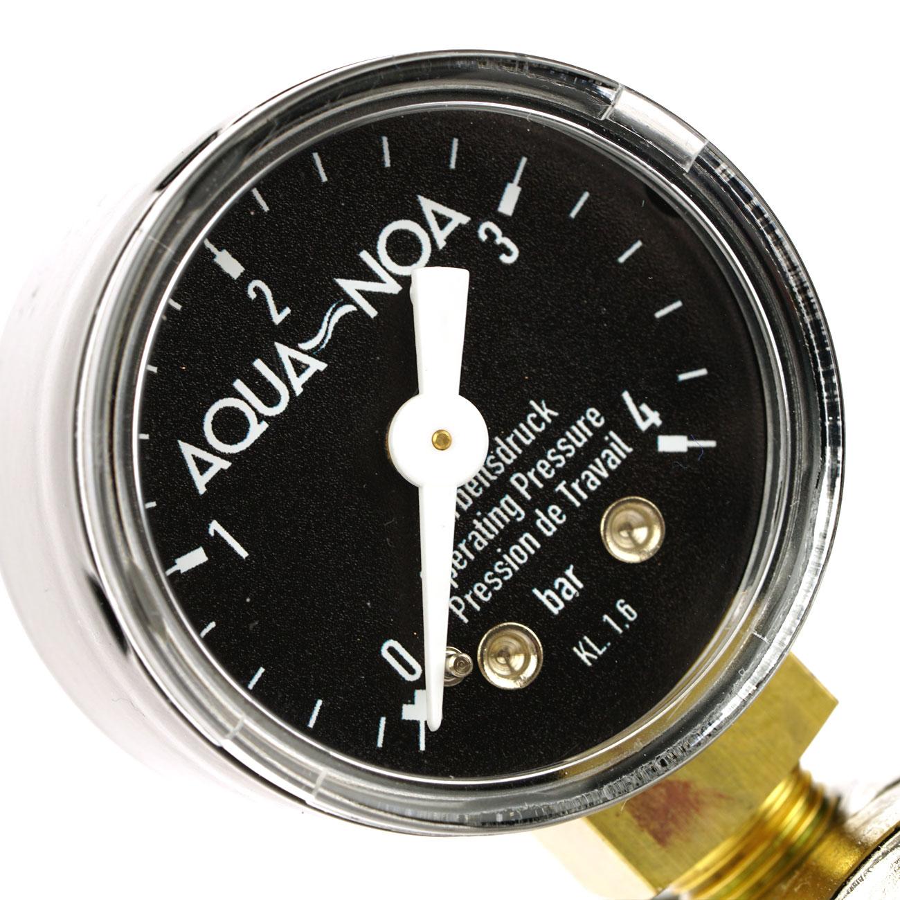 Arbeitsdruckmanometer